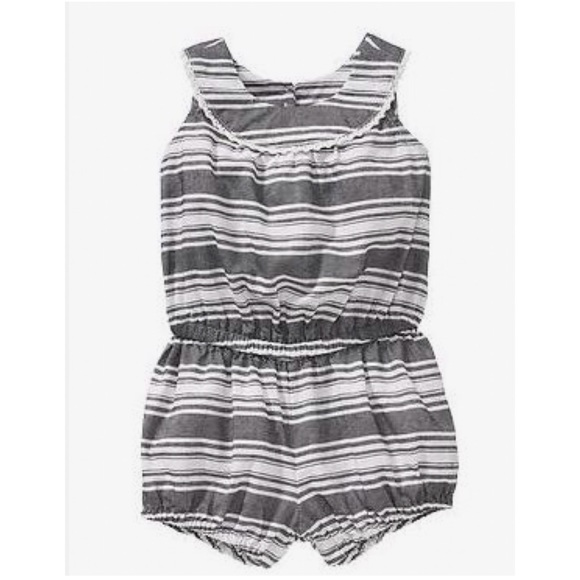 0c8046a43ad 🆕Old Navy Striped Sleeveless Romper